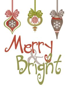Fun Christmas font that isn't too corny, therefore very usable.