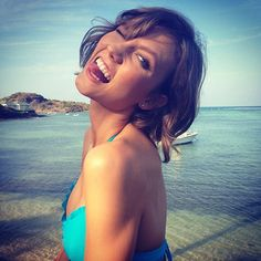 Karlie Kloss. Fun is sexier than most people, men and women alike, realize.