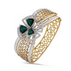 Nina Diamond Gold Bracelet BR140206-3