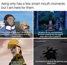 Avatar The Last Airbender Funny, The Last Avatar, Avatar Funny, Avatar Airbender, Avatar Aang, Avatar Series, Avatar Book, Cartoon Memes, Funny Memes