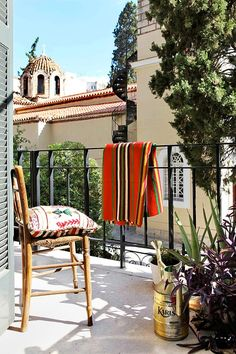 Vintage apartment in one of the oldest continuously inhabited neighborhoods in the world — Plaka, which is in central Athens, near the base of the Acropolis. My Athens, Athens Greece, Athens City, Macedonia, Albania, Bulgaria, Athens Apartment, Vintage Apartment, Greece Travel