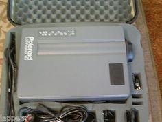 Polaroid LCD Projector Model 110 - These are great to use for Home Theaters
