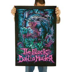 "The Black Dahlia Murder ""Wolfman"" at http://www.indiemerchstore.com"