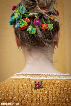Ravelry: Sol i Setesdal pattern by Sidsel J. Circular Needles, Crochet Accessories, Crochet Hooks, Feminine, Ravelry, Knitting, Sweaters, Pattern, Dutch