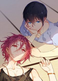 Imagen de free, rin, and free!