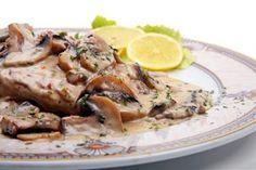 Шедевры кулинарии: Филе миньон с соусом бефстроганов