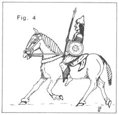 Urartu, jinete, s VI a.C.
