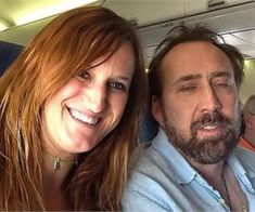 Nicolas Cage is not in a mood for a selfie. Nicolas Cage, Awkward Photos, Awkward Moments, Embarrassing Moments, Celebrity Selfies, Celebrity Pictures, Selfies Gone Wrong, Declaration Of Independence, In Hollywood