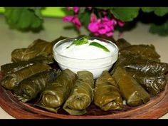 Толма по армянски из мясного фарша с пряной зеленью Ethnic Recipes, Food, Essen, Meals, Yemek, Eten