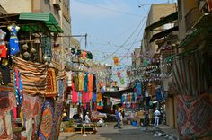 Al-Muski market, Cairo, Egypt
