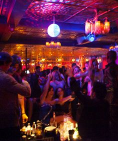 29 L.A. Spots For An Unforgettable B-Day Bash (a.k.a suggestions for cool restaus/bars/clubs)