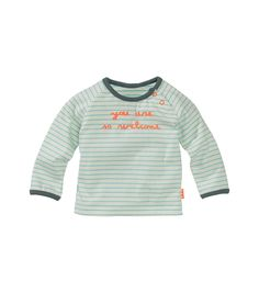 new born jongens t-shirt – HEMA