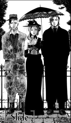 I laughed so hard at this, because Uta is totally NOT workin' that suit.