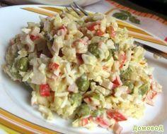 Вкусный рецепт - салат «Лаура»
