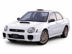Subaru Impreza WRX STi Spec C Type RA (2001).