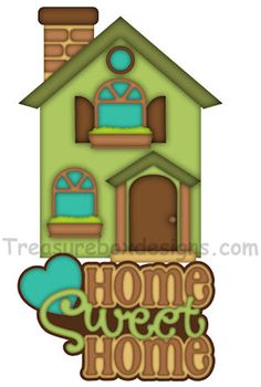 Home Sweet Home - Treasure Box Designs Patterns & Cutting Files (SVG,WPC,GSD,DXF,AI,JPEG)