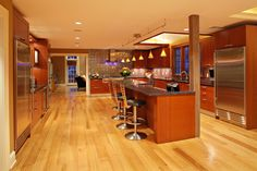 New Providence Residence - Robert Newell Lighting Design