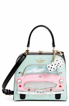 kate spade new york checking in – violina leather clutch  silverhandbags  Women s Handbags 5e82e29eea418