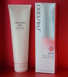 Мой зимний уход с Shiseido часть 1 - Очищение — Отзывы о косметике — Косметиста