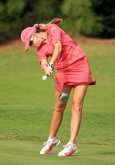 Paula Creamer, my favorite woman golfer!