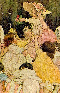 A Child's Garden of Verses, illustration by Jessie Willcox Smith