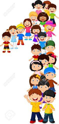 Graduation Crafts, School Clipart, Alphabet And Numbers, Alphabet Letters, School Frame, Number One, Luigi, Classroom, Clip Art