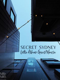 Where to stay in Sydney - Little Albion Guest House, Surry Hills