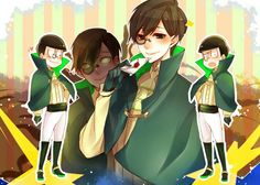 Find images and videos about anime boy, clever and osomatsu san on We Heart It - the app to get lost in what you love. Osomatsu San Doujinshi, Dark Anime Guys, Cartoon Man, Ichimatsu, Light Novel, Me Me Me Anime, We Heart It, Brother, Fandoms