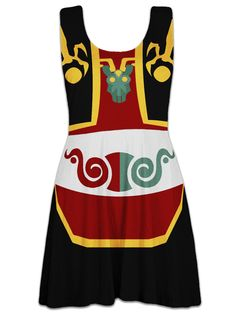 WW Ganon Skater Dress XS-3XL · Much Needed Merch · Online Store Powered by Storenvy