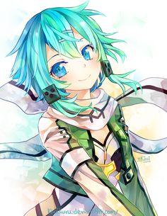 Sword Art Online | * Shinon