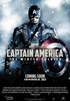 Just Hunt has put together this great fan-made poster for Marvel's forthcoming 'Captain America: The Winter Soldier.' Pencilled in for a Apr...