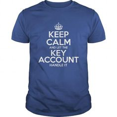 Awesome Tee For Key Account - #tee style #funny sweatshirt. HURRY => https://www.sunfrog.com/LifeStyle/Awesome-Tee-For-Key-Account-112894129-Royal-Blue-Guys.html?68278