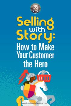 Do you know what your customers really want? Want to discover how to share the solution they want and need in terms they understand? To explore how to connect with your customers through story, Michael Stelzner interviews Donald Miller ( Marketing Articles, Content Marketing Strategy, Marketing Tools, Business Marketing, Business Tips, Internet Marketing, Online Marketing, Social Media Marketing, Online Business