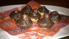 Moje tvořeníčko...: Linecké košíčky s ořechovou náplní Pudding, Cooking, Desserts, Food, Kitchen, Tailgate Desserts, Deserts, Custard Pudding, Essen