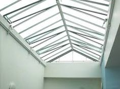 Image result for single panel glass roof section