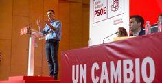 Pedro Sánchez: El PSOE opta por defender la Constitución