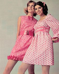 McCall's patterns 1960s