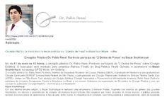 2 dedos de prosa com Dr. Pablo Rassi