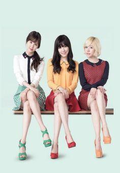 Seohyun Tiffany Sunny snsd