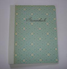 Stammbuch von Doreen Froede , Papiergarten www.papiergarten.dawanda.com