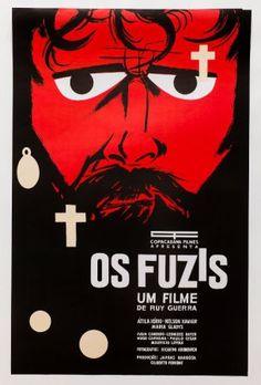 Os Fuzis (1963) (Arte por Ziraldo)