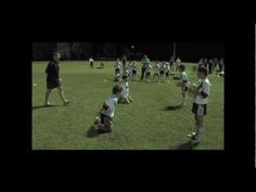 Basic Tackle Practice (Front On) - YouTube