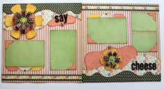 Designed by Debbie Budge using Paisley Place, Floral, Tiny Nature, Tiny Florals, Brackets, Strips and Photos