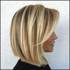 9.Balayage Bob Frisuren | Favorite hairstyle ideas | Pinterest ... | Einfache Frisuren