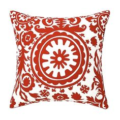 I pinned this Suzani Siggi Pillow from the Bright Ideas event at Joss and Main!