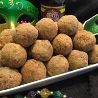 Not just for Mardi Gras Mardi Gras, Great Recipes, Balls, Muffin, Big, Breakfast, Ethnic Recipes, Food, Carnival