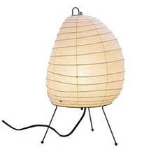 Akari Beehive Table Lamp by Isamu Noguchi