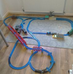 Thomas & Friends Trackmaster Tomica Tomy Motor Road & Rail Full Train Set | eBay