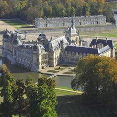 Domaine de Chantilly, France www.verychantilly.com