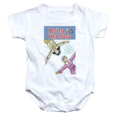 """Checkout our #LicensedGear products FREE SHIPPING + 10% OFF Coupon Code """"Official"""" Archie Comics / Cover 257 Snow Angels-infant Snapsuit(6 Mos) - Archie Comics / Cover 257 Snow Angels-infant Snapsuit(6 Mos) - Price: $29.99. Buy now at https://officiallylicensedgear.com/archie-comics-cover-257-snow-angels-infant-snapsuit-6-mos"""